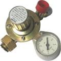 "GOK Regulátor tl. plynu 10 kg/h, 0,5-4,0 bar, G 3/8"" LH, smanom., 01-573-09"